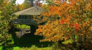 Experience The Fall Colors Like Never Before With A Stay At The Mountain Villas In Minnesota