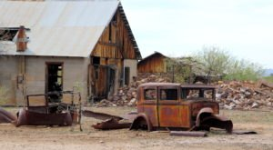 This Creepy Day Trip Through The Spookiest Places In Arizona Is Perfect For Fall