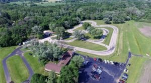 Race A Go-Kart Through A Half-Mile Landscaped Course At Sugar River Raceway In Wisconsin