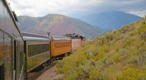 Heber Valley Railroad's Pumpkin Train Is A Family Favorite Every Fall In Utah