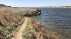 Wilson State Park East Loop Is A Challenging Hike In Kansas That Will Make Your Stomach Drop