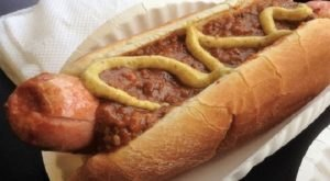 Order Some Of The Best Hot Dogs In New Jersey At Hiram's, A Ramshackle Hot Dog Stand
