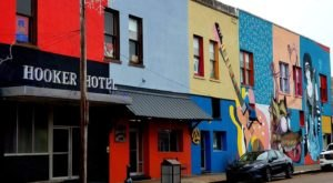 Get Your Blues On At The Squeeze Box, Mississippi's Funkiest Hotel