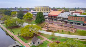 Natchitoches, Louisiana Has One Of The Most Beautiful Main Streets In The Entire U.S.