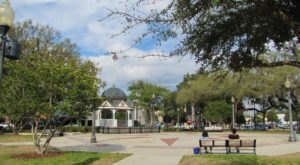 Ocala Downtown Square Is One Of Florida's Top Small Town Gathering Spots