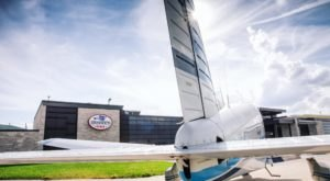Take Your Dining Experience To The Next Level With A Visit To Bessie's Diner, An Aviation Themed Restaurant In Wisconsin