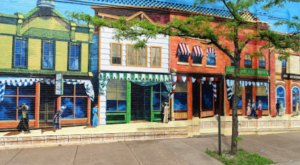 This Wonderful Wisconsin Mural Walk Offers A History Lesson Like No Other