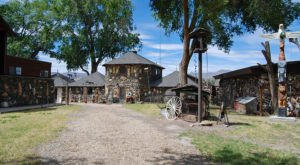 The Ferry Museum In Melba, Idaho Is A One-Of-A-Kind Attraction Brimming With Creativity
