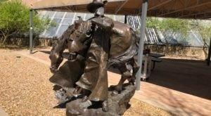 Enjoy A Socially Distant Stroll Through This New Outdoor Sculpture Garden In New Mexico