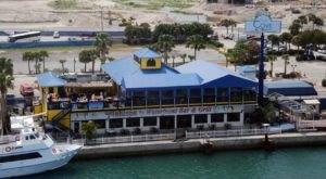 Watch Rockets Launch From Cape Canaveral At Fishlips Waterfront Bar & Grill In Florida