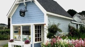 Mendocino Jams Is A Charming Little Jam Shop In A Coastal Village In Northern California