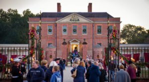 There's Nothing More Magical Than Christmastime At Tryon Palace, A 250-Year-Old North Carolina Landmark