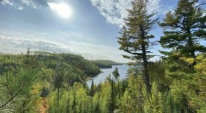 Caribou Rock Trail Is A Challenging Hike In Minnesota That Will Make Your Stomach Drop