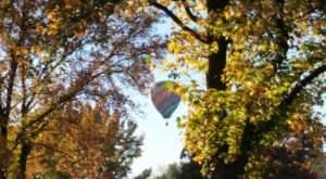 Keep Your Eyes On The Lookout For A Kansas Hot Air Balloon Regatta