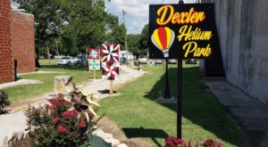 Discover Helium History As It All Started At Helium Memorial Park In Kansas