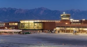 The Country's Newest Airport Is Right Here In Utah, And It's Much Larger Than Before