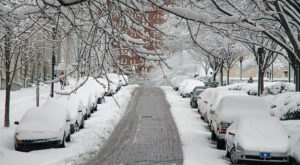 Marylanders Should Expect Extra Cold And Snow This Winter According To The Farmers Almanac