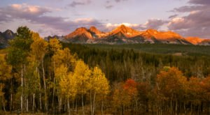 10 Of The Most Beautiful Fall Destinations In Idaho