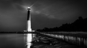 14 Striking Shots Of The Jersey Shore In Black And White