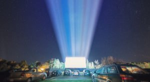 Watch An Outdoor Movie This Autumn At A Stargaze Cinema Event In Michigan