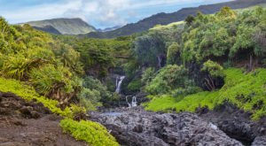 Oheo Gulch Is A Fascinating Spot in Hawaii That's Straight Out Of A Fairy Tale