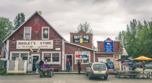 Plan A Trip To Talkeetna, One Of Alaska's Most Charming Historic Towns