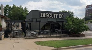 It's All About The Biscuits And Gravy At Dempsey's Biscuit Co. In Kansas