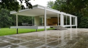 Farnsworth House In Illinois Is So Hidden Most Locals Don't Even Know About It