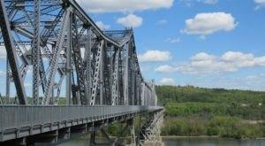 A Walk Across Rip Van Winkle Bridge In New York Is Full Of Stunning Views