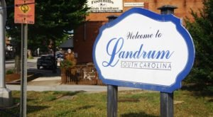 Landrum Is The One South Carolina Town Everyone Must Visit This Fall