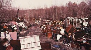 """The Former Krejci Dump Near Greater Cleveland's """"Helltown"""" Is Linked With Local Legend"""