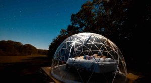 You Can Spend The Night Stargazing In These New ComfyDomes In Rural Maine