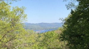Discover A Fascinating Area Along The Short Sunrise Trail In Southern Vermont