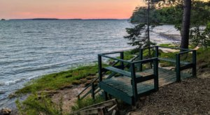 From Tents To RVs, Here Are The Best 8 Places To Camp In Maine