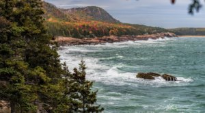 10 Reasons Why It's Better To Visit Acadia National Park In Maine In The Fall