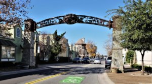 Old Town Temecula In Southern California Has One Of The Most Beautiful Main Streets In The Entire U.S.