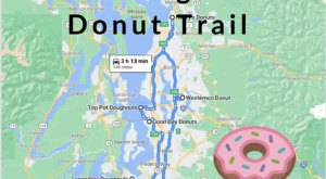 Take The Washington Donut Trail For A Delightfully Delicious Day Trip