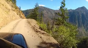 Take An Unforgettable Drive To The Top Of Washington's Highest Mountain Pass