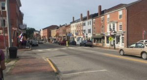 Hallowell, Maine, Has One Of The Most Beautiful Main Streets In The Entire U.S.