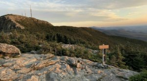 Mount Mansfield Is A Challenging Hike In Vermont That Will Make Your Stomach Drop