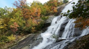 Crabtree Falls In Virginia Will Soon Be Surrounded By Beautiful Fall Colors