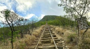 The Koko Crater Trail Is A Challenging Hike In Hawaii That Will Make Your Stomach Drop