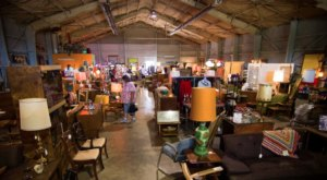 Find All The Vintage Treasures Your Heart Desires At Modville, A One Of A Kind Shop In Iowa