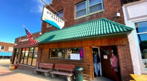 Locals And Visitors Alike Love Stopping At Britton's Cafe In Ely, Minnesota, For Delicious Homestyle Meals