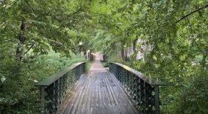 A Tranquil Rail Trail In Connecticut, The Farmington Canal Heritage Trail Is Full Of Eye-Catching Views