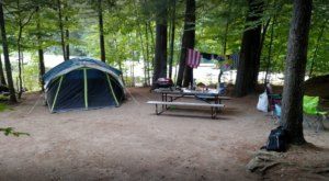 There's Still Time To Enjoy This One-Of-A-Kind Campground In New Hampshire