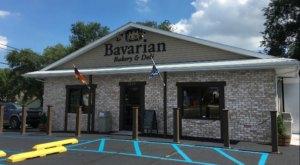 Bavarian Bakery In Delaware Serves Sweet Treats That Will Make You Feel Like You're In Germany