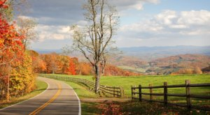 19 Of The Most Beautiful Fall Destinations In Virginia