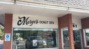 Marge's Donut Den In Michigan Has Served Up Sweetness For Decades