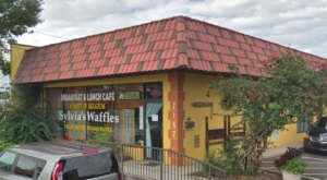 Sylvia's Waffles In Florida Uses A Belgian Waffles Recipe That Is Centuries Old